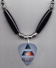 30 Seconds to Mars Triad Guitar Pick Necklace 30STM
