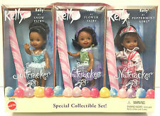 2001 BARBIE KELLY NUTCRACKER COLLECTIBLE SET - AA DOLLS - NRFB