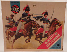 AIRFIX : WATERLOO BRITISH CAVALRY (HUSSARS) MADE BY AIRFIX (BY)
