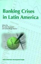 Banking Crises in Latin America (Inter-American Development Bank)