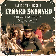 LYNYRD SKYNYRD New Sealed 2016 PREVIOUSLY UNRELEASED 1975 LIVE CONCERT CD