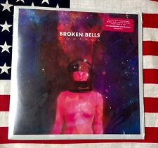 "Broken Bells Control B/W Midnight Mix Sealed 7"" Shins Danger Mouse"