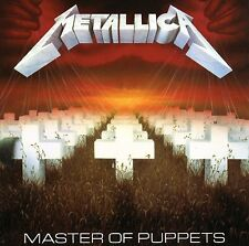 Metallica - Master of Puppets - New 180g Vinyl LP