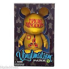 "New Disney World Magic Kingdom 71 Anniversary Retro Vinylmation 9"" Figure Park 5"