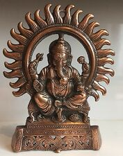 Ganesha large 27 Cms Ganesh elephant face god Hinduism Bronze antique statues