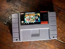 Super Mario All Stars Super Nintendo SNES Cart Only No Box or Manual TESTED
