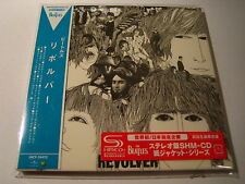"The Beatles ""revolver"" le Japon Mini LP shm CD 1st press"