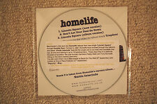 """HOMELIFE """"Lincoln Square"""" 2vsns """"Don't Let Your Deal Go Down"""" - 3 track promo CD"""