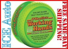 O'Keeffe's Working Hands Cream 3.4 oz Lotion for Rough Cracked Skin Moisturizer