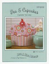TEA & CUPCAKES Susie Shore Designs Cupcakes Tea Cozy