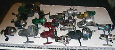 HUGE Lot of Over 13 Lbs Salt Water & Fresh Water Fishing Spinning Reels 4 Parts