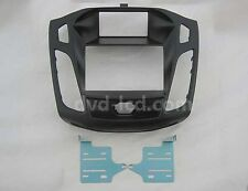 Car Radio Fascia Stereo frame facias for Ford Focus C-Max Kuga Dash Bezel Kit