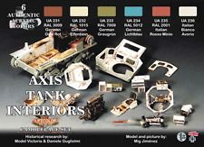 LifeColor Axis Tank Interiors Set (22ml x 6)