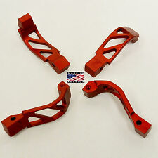 OVERSIZED Trigger Guard Anodized RED Made In USA 223/5.56/308 Free Shipping!