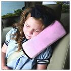 Sicherheits-Gurtpolster Autogurtpolster Schulterpolster kind Schlafkissen rosa