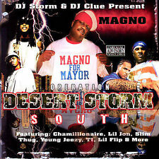 Operation Desert Storm South, New Music