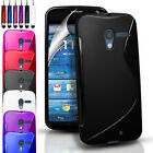 GRIP S-LINE SILICONE GEL CASE FITS MOTOROLA MOTO X & FREE SCREEN GUARD + STYLUS