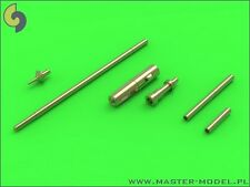 Master Model 1/48 #AM48089 MiG-15 & MiG-15bis - Barrels Set, Base & Pitot Tube