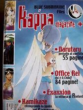 KAPPA MAGAZINE - rivista specializzata MANGA n°106  [C14B]