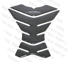 Hot Universal StreetBike 3D Carbon fiber tank pad Protector Sticker For Benelli