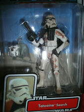 STAR WARS A NEW HOPE SANDTROOPER #12 TATOOINE SEARCH  ACTION FIGURE