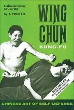 Wing Chun Kung Fu Book by Yimm Lee (Paperback)