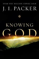 Knowing God by J. I. Packer (1993, Paperback, Annotated, Anniversary,...
