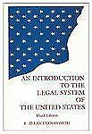 Introduction to the Legal System of the United States-ExLibrary