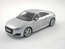 Minichamps 2014 Audi TT Coupe Silver Metallic 1:18 Rare Dealer Edition*New!