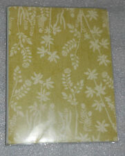 "Pioneer Slip-in Photo Album Photo Safe 36 Pictures 4"" x 6"" Floral Cover Green"