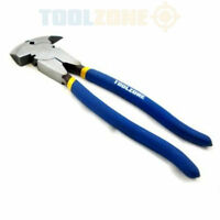 """Fencing Pliers 10.5"""" Hammer Wire Cutters Clamp Staple Remover Puller Farm NEW"""