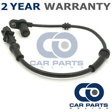 FOR VAUXHALL CORSA C 1.2 PETROL (2003-2004) FRONT ABS WHEEL SPEED SENSOR