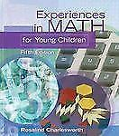 Experiences in Math for Young Children-ExLibrary