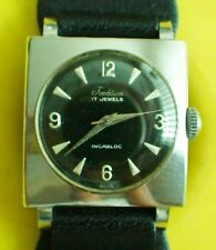 VINTAGE 1970'S TRADITION WOMENS 17 JEWELS SWISS WATCH VERY GOOD CONDITION