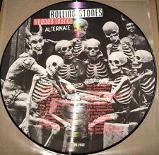 ROLLING STONES ALTERNATE VOODOO LOUNG, 180 GRAM PICTURE DISC VINYL LP NEW IMPORT