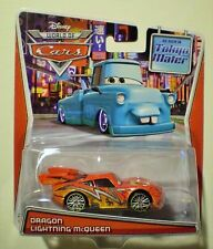 CARS - SAETTA DRAGON McQUEEN Mattel Disney