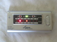 Lyons LT10 Guitar Bass Auto Tuner Washburn digital processing tuning tune