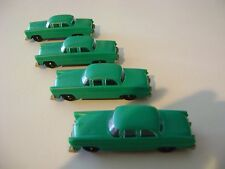 Lionel Green Autos w/gray Bumpers