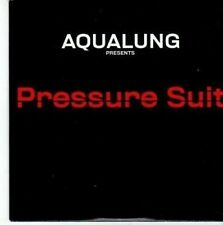 (BY73) Aqualung, Pressure Suit - 2007 DJ CD