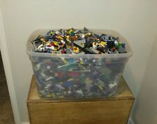 LOT OF OVER 40 POUNDS OF LEGO PARTS BRICKS PIECES BULK STAR WARS CASTLE SPACE