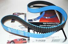 Gates Racing High Performance timing belt T125RB Toyota Celica MR2 3S-GTE