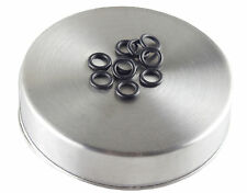 -010 o-ring 10 pack   hardness 90   black color coded oring by Flasc Paintball