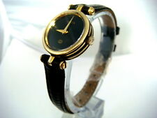 GUCCI LADIES ELEGANT 2000L BLACK DIAL WATCH 922