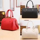 Women Zip PU Leather Korean Handbag Shoulder Messenger Crossbody Tote Bag