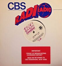RADIO SHOW:ROCK CONNECTIONS w/MIKE HARRISON 9/11/87 CHANGES! BOB DYLAN, D.BOWIE