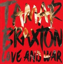 Love and War - Tamar Braxton SEALED CD