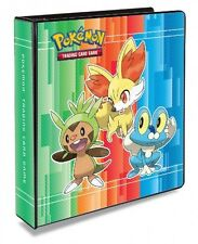"Ultra Pro Pokemon X and Y 2"" 3-Ring Binder, New, Free Shipping"