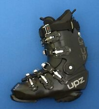 "UPZ RC10 ""THE DARK"" SNOWBOARD ALPINE RACE CARVE BOOTS - SALE!"