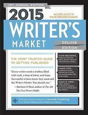 2015 Writer's Market Deluxe Edition: The Most Trusted Guide to Getting Published