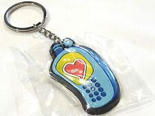 Objet de collection porte-clés Funky Land téléphone  no 20 ( P 1 ) Key ring